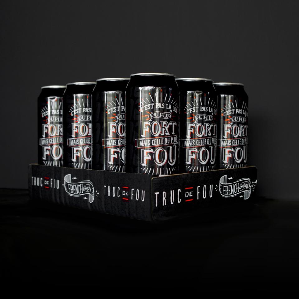 Truc de Fou – Energy Drink